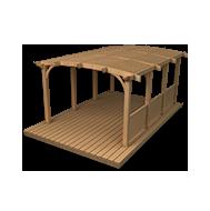 Ξύλινες Κατασκευές Εξωτερικών Χώρων