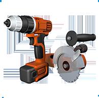 Εργαλεία - Μηχανήματα