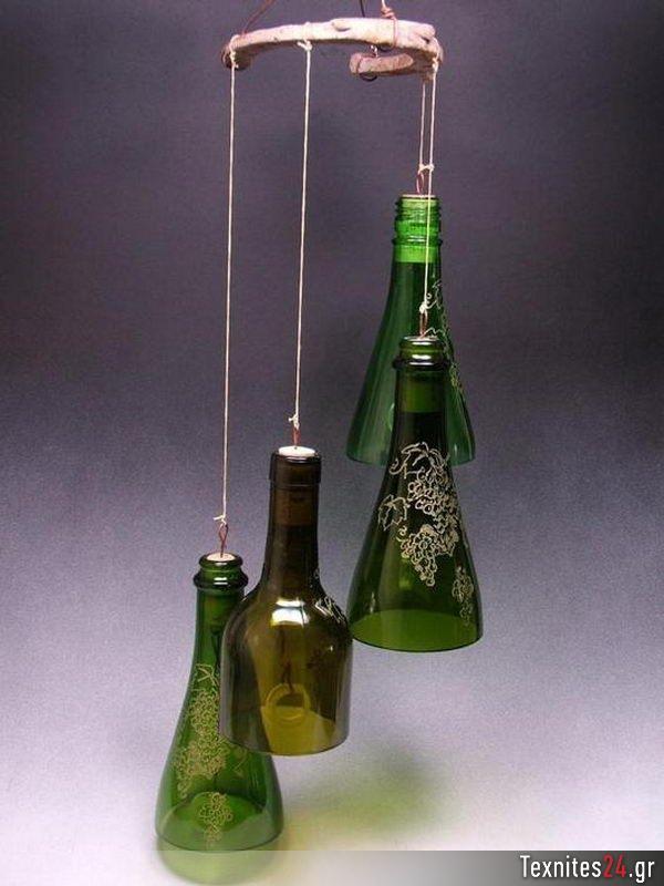 wine bottle γυάλινα μπουκαλια diy texnites 24 (30)
