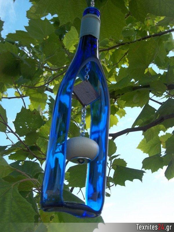 wine bottle γυάλινα μπουκαλια diy texnites 24 (31)