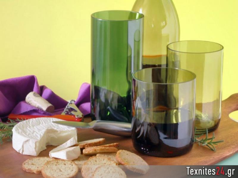 wine bottle γυάλινα μπουκαλια diy texnites 24 (4)
