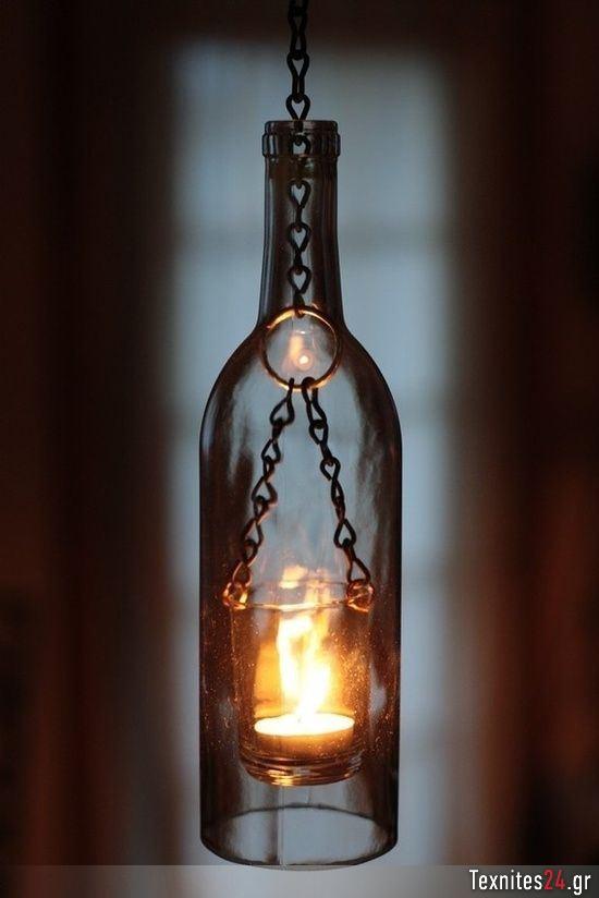 wine bottle γυάλινα μπουκαλια diy texnites 24 (44)