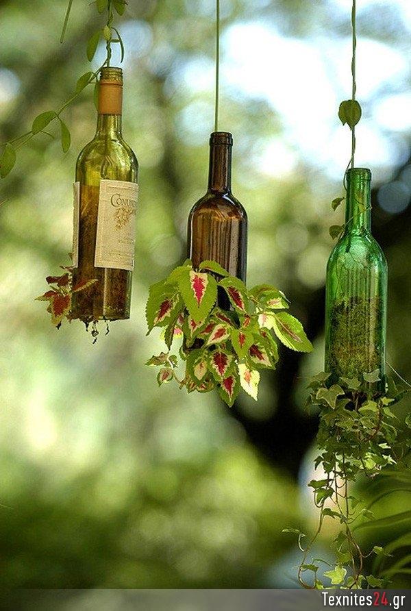 wine bottle γυάλινα μπουκαλια diy texnites 24 (52)