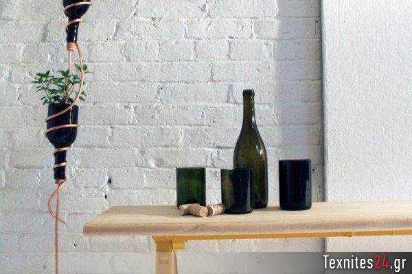 wine bottle γυάλινα μπουκαλια diy texnites 24 (53)