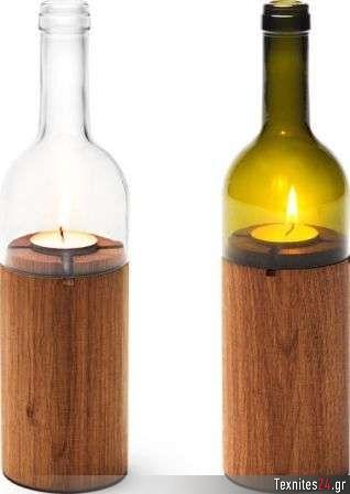 wine bottle γυάλινα μπουκαλια diy texnites 24 (63)